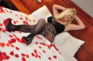 Euphrasine live escort in Cambridge