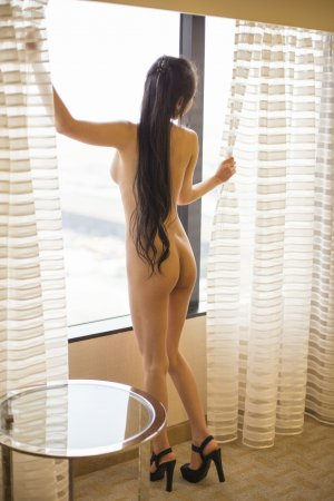 Louella asian escort girl